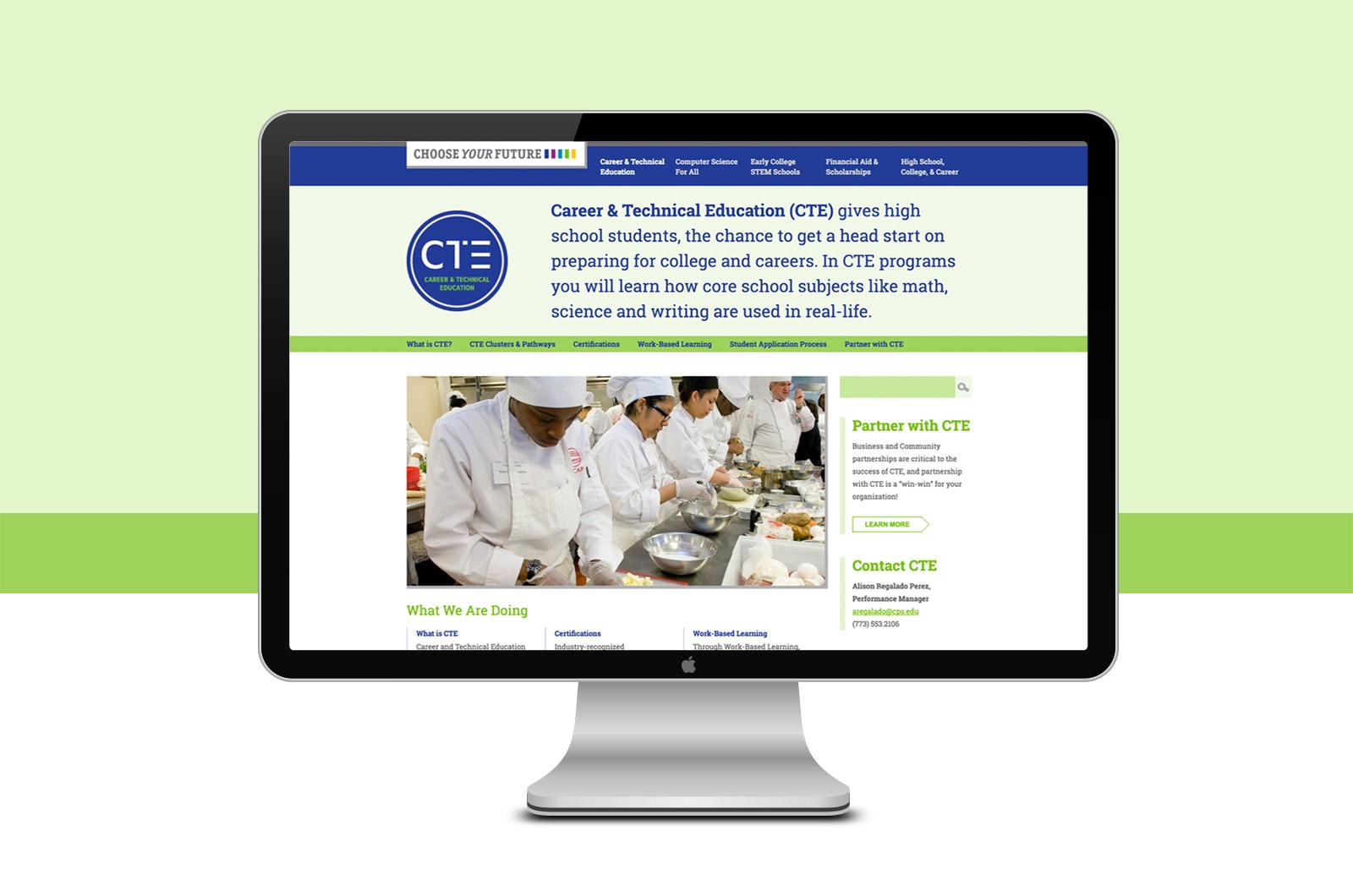 Choose Your Future Website Image