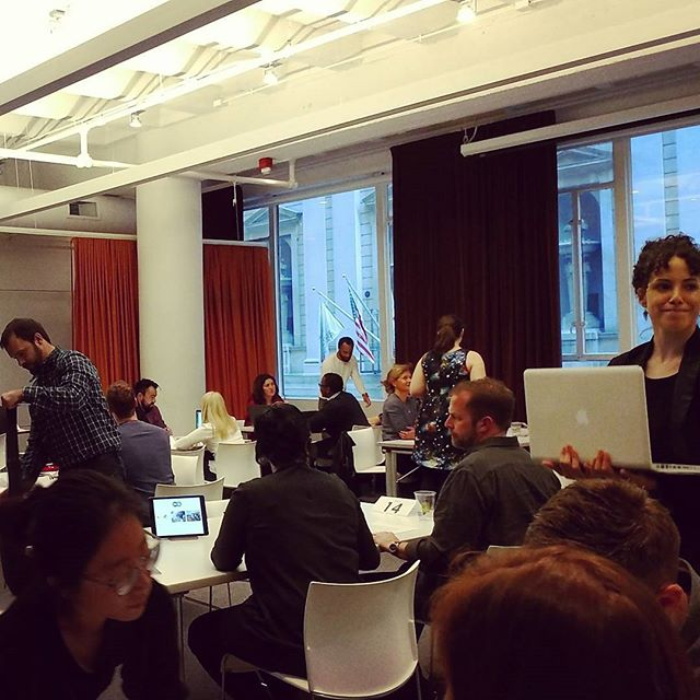 Thanks @aigachicago and @genslerchicago for a great portfolio review event. Glad to be a part of it!  . .