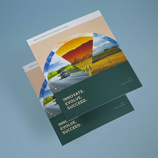 An annual report we did for american agriculture insurance company an annual report we did for american agriculture insurance company earlier this summer inspired by their altavistaventures Choice Image